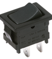 Miniature Snap-in Power Rocker Switch