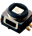 Lighted SMT Tact Switch with Rugged LED Mounting Process