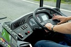 Bus Dashboard (Mirror, Door, Windows, GPS)