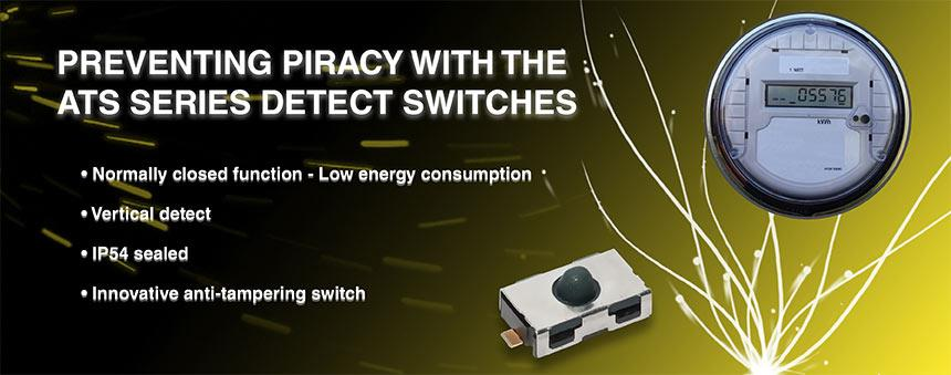ATS Series Detect Switches