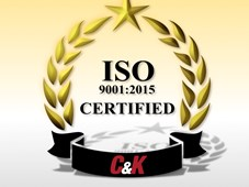 C&K's New Vietnam Production Facility Gains ISO9001:2015 Certification