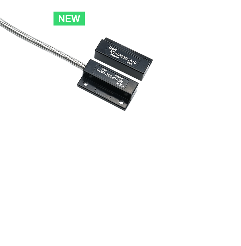 C&K Ruggedized Magnetic Proximity Sensor product image